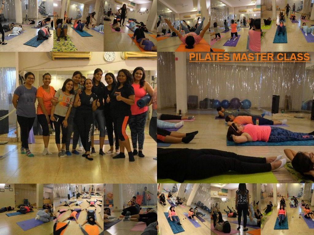 Pilates MC3